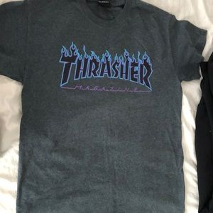 Thrasher shirt - great condition M